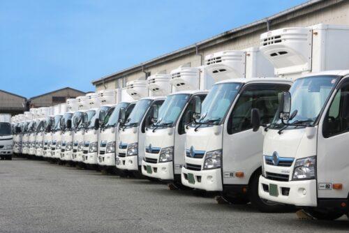 共同輸配送実験の結果報告 大手コンビニ3社 配送・在庫管理を効率化